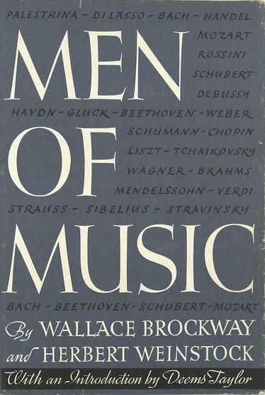 Men Of Music dust jacket image